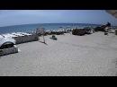 Пляж центральної набережної Лазурного онлайн