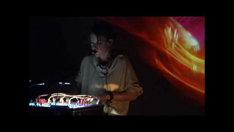 Kaitlyn Aurelia Smith - Concert à La Loge, Paris, 2016