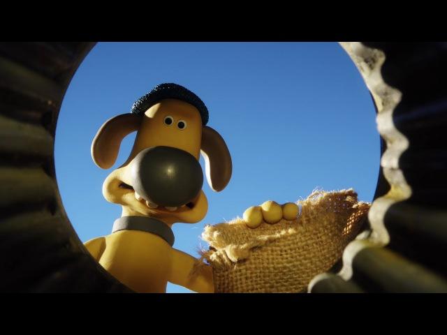 Барашек Шон 3 сезон 1 часть Shaun the Sheep 3 season 1 part
