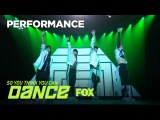 Top 4 & All-Stars Performance | Season 14 Ep. 14 | SO YOU THINK YOU CAN DANCE