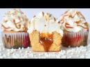 Карамельные капкейки ☆ Соленая карамель ☆ Caramel cupcakes