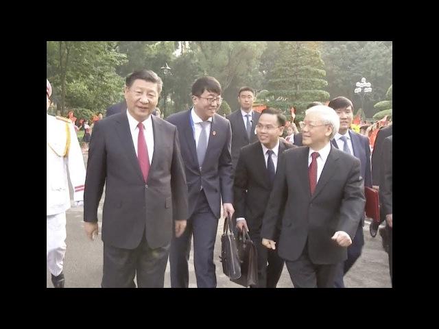 China Vietnam Agree to Deepen Partnership under New Circumstances