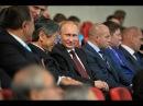 Владимир Путин в Лужниках оценил японские боевые искусства
