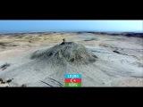 Loubo in Baku - Jumping a in Mud Volcano in Qobustan