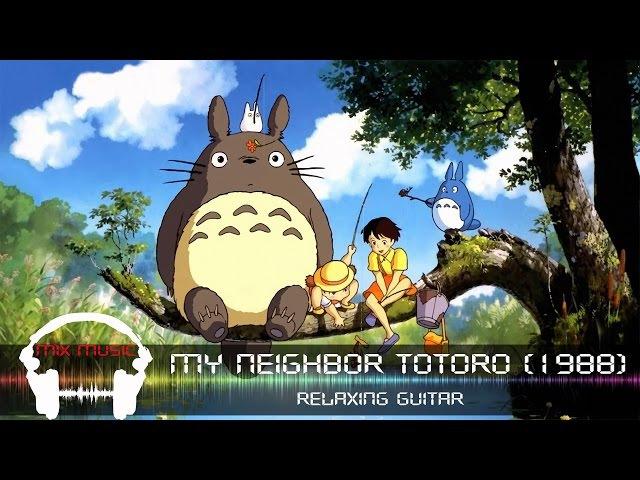 My Neighbor Totoro (1988) HD | MIX MUSIC | Relaxing Piano