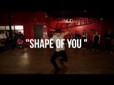 BLAKE MCGRATH SHAPE OF YOU CHOREOGRAPHY