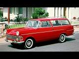 Opel Rekord Caravan P2 1960 63