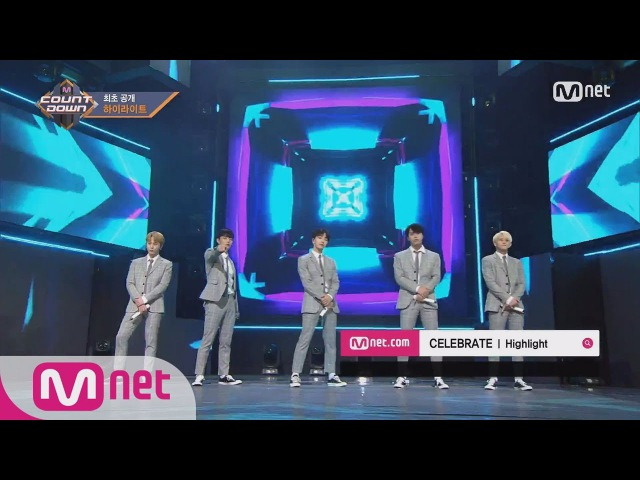 [Highlight - CELEBRATE] Comeback Stage | M COUNTDOWN 171019 EP.545