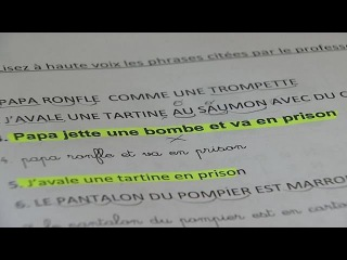 """""""Папа бросил бомбу и пошёл в тюрьму"""": учебник для мигрантов в Бельгии вызвал скандал"""