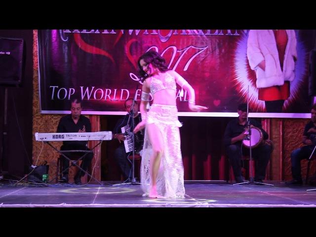 Анна Чепец, Anna Chepets, Beledi Drum Solo Band, Ahlan Wa Sahlan-July 2017