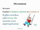 Местоимение 5 класс видеоурок презентация