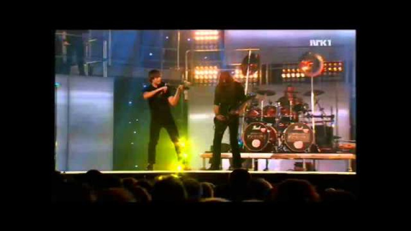 Keep of Kalessin Alexander Rybak - MGP/Eurovision 2011 - The Divine Land