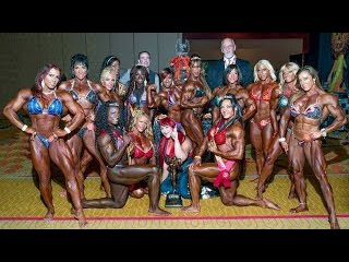 Collection Muscle women! FBB 2017! Female Bodybuilding 2017! Girl Muscles 2017! 2