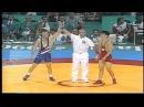 1996 Olympic Wrestling | 62k Gold | Jang (KOR) vs Brands (USA)