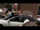 RAW: Car Mows Down Antifa, BLM at Unite The Right Charlottesville