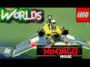 Ninjago Movie и ЛЕГО Сити Джунгли в игре LEGO Worlds обновление
