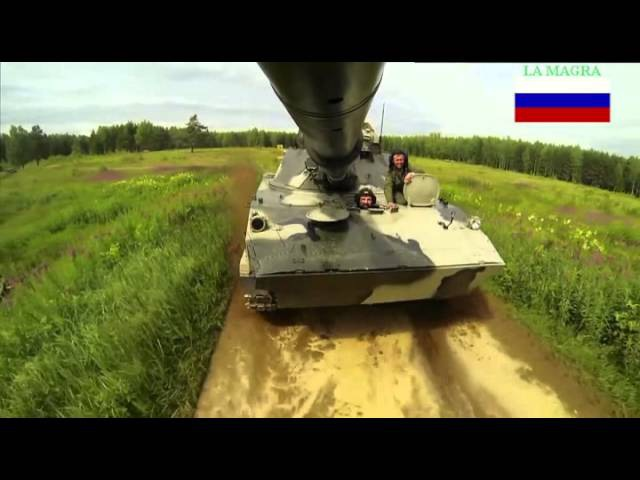 New Russian 2S25 Sprut-SD - 2С25 Спрут-СД self-propelled tank destroyer
