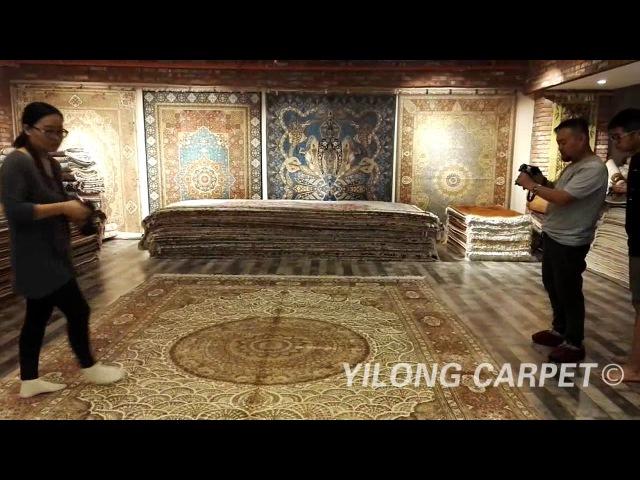 Persian Carpet Handmade Large Floor Rug