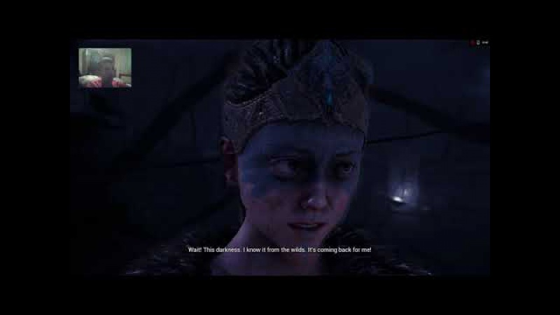 Hellblade:Senua's sacrifice Gameplay част 3