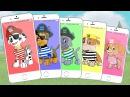 Щенячий патруль пираты Учим цвета Развивающий мультик для детей Learn Colors with IPHONE X