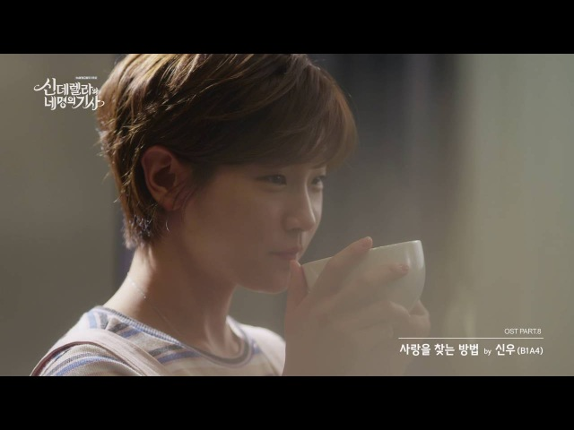 B1A4 신우 (CNU) - 사랑을 찾는 방법 (신데렐라와 네 명의 기사 OST) [Music Video]