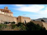 SPAIN Ibiza Old Twon ( Dalt Vila ) 2016 Eivissa