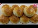 طريقة عمل عيش مينى / تحضير خبز المدارس اللذي&
