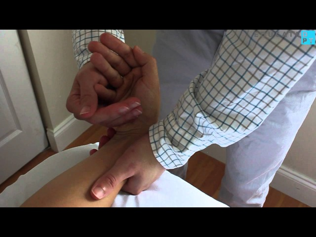 Wrist Flexion (with Radial or Ulnar Deviation) MMT