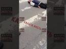 Мужчину сбили на Байконуре