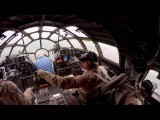Crawl through a B-29 Superfortress IN FLIGHT! + Real-Time procedures ATC - Oshkosh AirVenture!