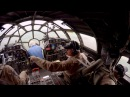 Crawl through a B-29 Superfortress IN FLIGHT! Real-Time procedures / ATC - Oshkosh AirVenture!