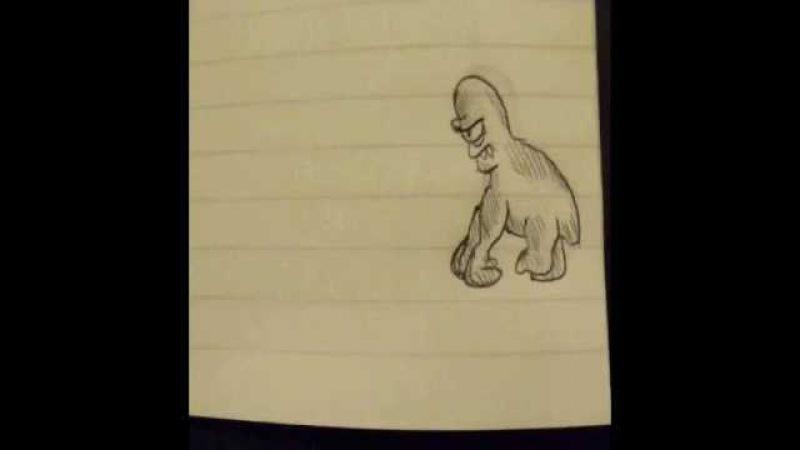 Evolution - Flipbook made