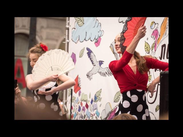 Festival de Flamenco en San Petersburgo