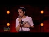 Stand Up: Юля Ахмедова - Большая грудь - главный признак сексуальности из сериала STAND ...