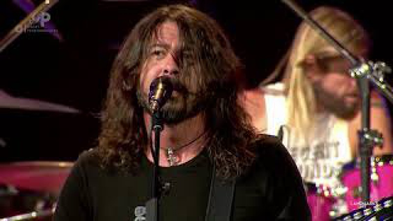 Foo Fighters - The Pretender (The Acropolis, Athens 2017)