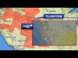 Yellowstone Awakening NASA Flying World's Largest Airborne Observatory Over Volcano