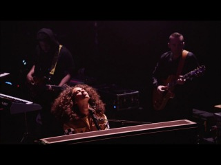 Alicia Keys - Illusion of Bliss (Landmarks Live in Concert on CBS)
