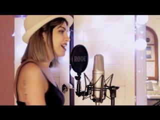 Мэшап-кавер на песни Shape of you и Despacito от очаровательной Yanina Chiesa