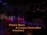 WOW Samba by Donnie &amp Gaynor!!!