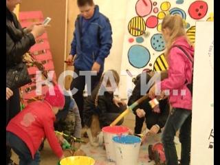 Арт-Оврагу все возрасты покорны - на культурном фестивале нашлось место для самых маленьких