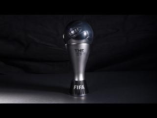 Церемония вручения премии ФИФА The Best.