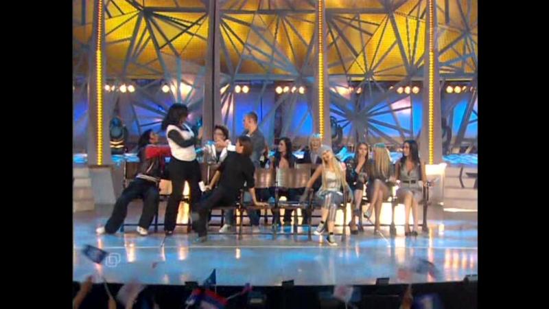 Все участники Фабрика звёзд-7 - Только в кино, 1 канал, 14.10.2007
