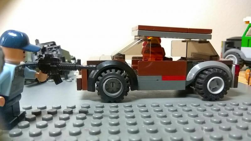 Лего Зомби Апокалипсис