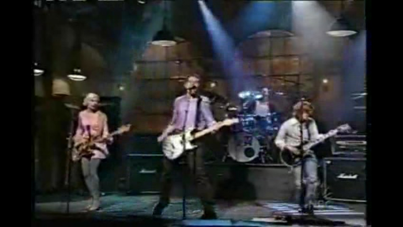 SMASHING PUMPKINS: 1993-10-28 - Saturday Night Live, New York, NY, USA, 01 - Cherub Rock