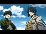 Saiyuki Reload Blast 10 серия русская озвучка Zendos / Саюки: Новый взрыв 10 / Взрывная перезарядка