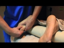 Обучающее видео Как делать МАССАЖ СТОП. Точечный массаж.