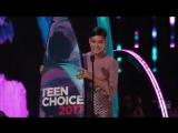 Vanessa Hudgens On Teen Choice Awards 2017.