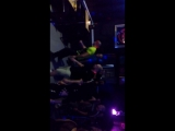 Анимация на сальса-вечеринке в Makai-лаунж-баре 15.02.17