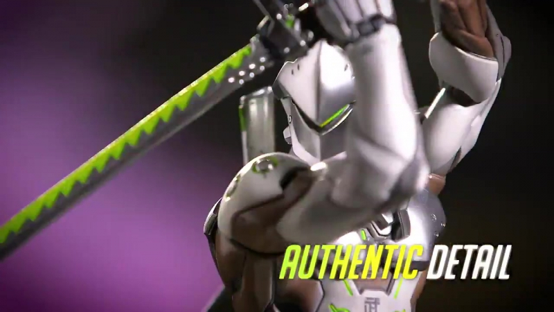 Pre-order your Genji statue today!