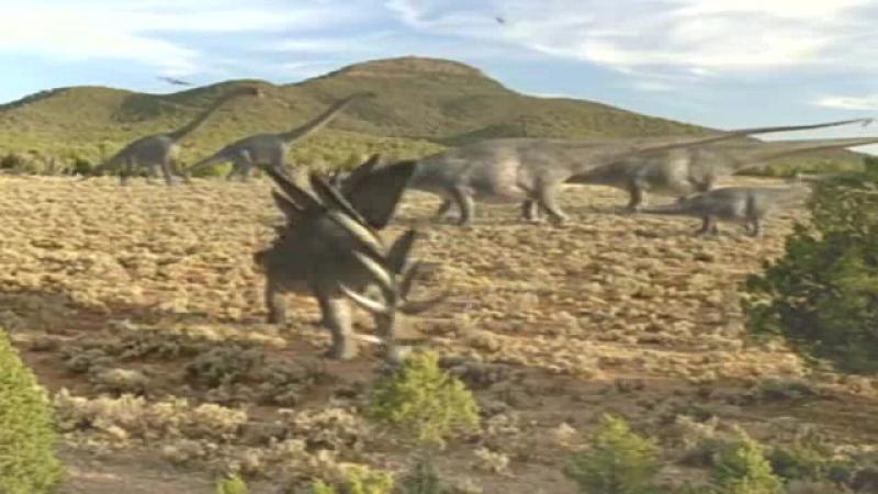 Прогулки с Динозаврами: Баллада о Большом Але.